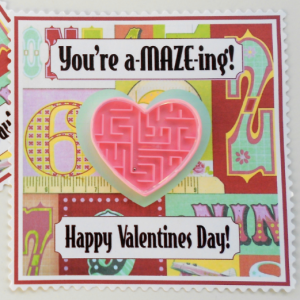 Valentines like this were too clever to be wasted on the smelly kid.Image from Google