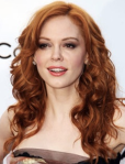 Do I trust a Rose McGowan look alike with my hair?Image from Google