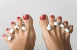 Anyone that actually pays money for these toe dividers should feel like an asshole.Image source: Six Sisters' Stuff