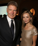 Harrison Ford and Calista FlockhartSource
