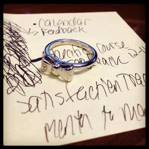 #messywriting #ringthatisn'tonmyfinger #stupid
