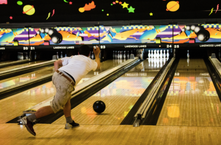 People Are Self-Conscious About Bowling (And Other Company Fun Week Observations)