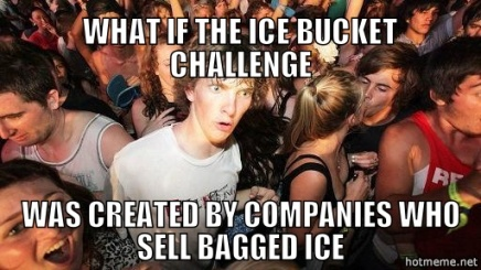 The Ice Bucket Challenge is Dumb (But ALSIsn't)