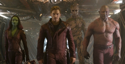 Thinking About Seeing Guardians of the Galaxy?