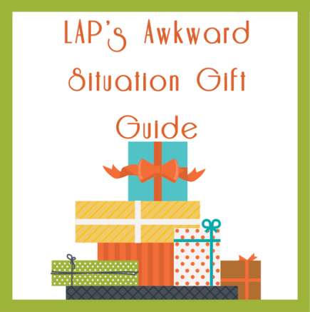 The Ultimate Guide to Awkward Gift-Giving Situations