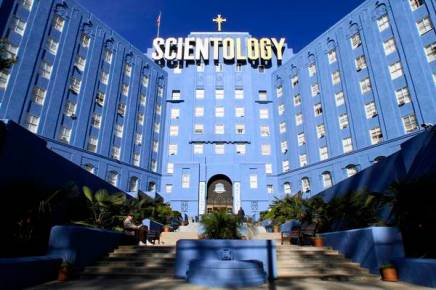 Why I'm Becoming A Scientologist